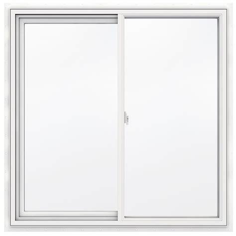 jeld wen windows doors       series sliding vinyl window energy star