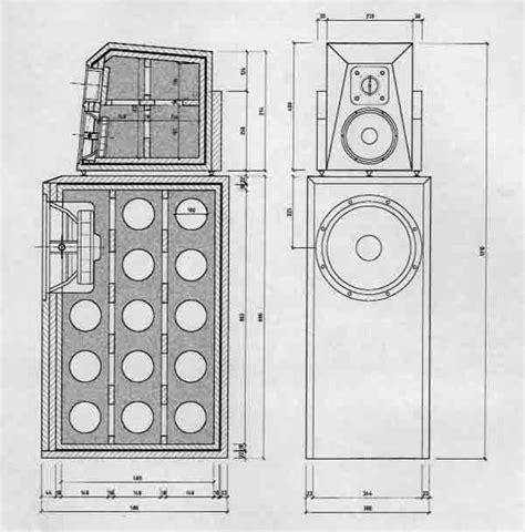Speaker Cabinet Design Software Free by Speakerbuilding The Andromeda Or Building A