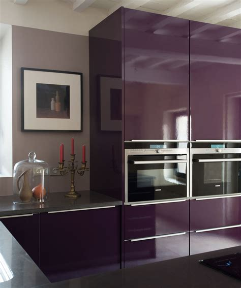 cuisine prune ikea meuble cuisine couleur taupe meuble de cuisine miami