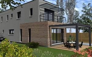 bardage de maison avie home With charming amenagement exterieur maison individuelle 8 bardage de maison en bois composite ou pvc 224 herbignac
