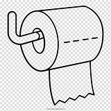Toilet Paper Drawing Papel Higienico Coloring Clipart Colorear Roll Transparent Dibujo Bathroom Recycling Draw Pdf Towel Pngguru Clipartmag Kindpng sketch template