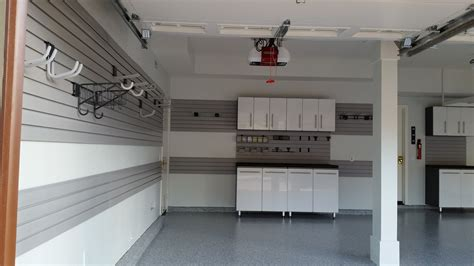Garage Wall Systems by Custom Garage Cabinets And Garage Organization Systems