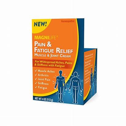 Fatigue Relief Pain Cream Magnilife Joint Muscle