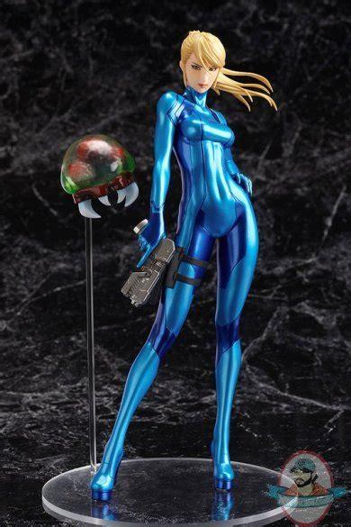 18 Scale Metroid Other M Samus Arun Pvc Figure Zero Suit
