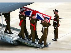 British troops in Afghanistan 13 years of the 'war on