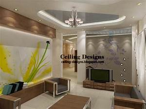 false ceiling designs collection 2 With modern living room ceiling design