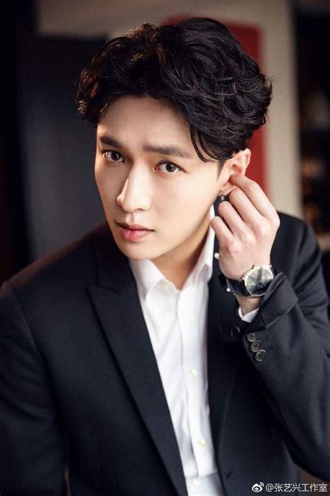 exo yixing zhang zhang yixing in a suit exo 엑소 amino
