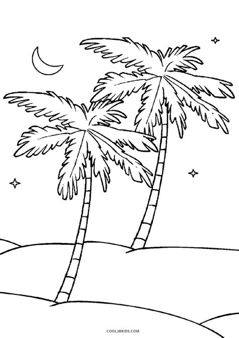 coloring pages free printable tree coloring pages for cool2bkids