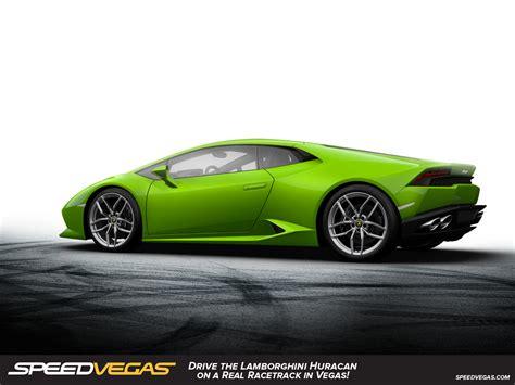 Drive A Lamborghini Huracan In Las Vegas
