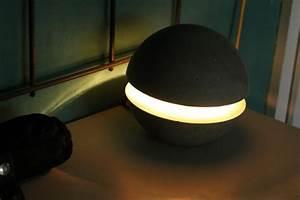 Was Ist Beton : betonlampe lampe aus beton selber machen anleitungen diy ~ Frokenaadalensverden.com Haus und Dekorationen