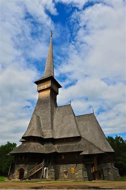 Wooden Churches Maramures Romania Maramureş