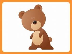Tierbilder Für Kinderzimmer : wandtattoo wandaufkleber wallprint kinderzimmer tiere wald b r ebay ~ Sanjose-hotels-ca.com Haus und Dekorationen