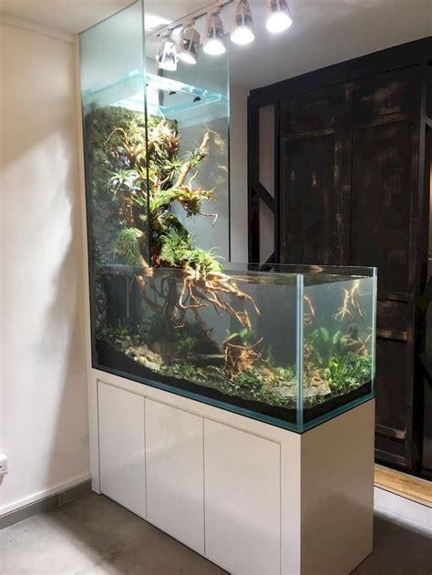 Home Aquarium Design Ideas by Wall Mounted Fish Tank And Aquarium Interior Wall And
