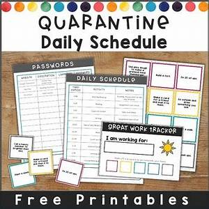 How To Make A School Schedule Editable Homeschool Schedule By Exceptional Thinkers Tpt