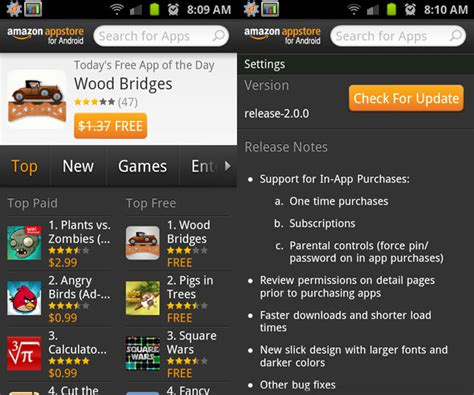 Amazon Appstore For Android Updated Ahead Of Kindle Fire ...