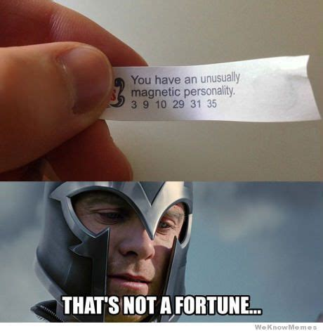 Magneto Meme - unusually magnetic personality meme collection