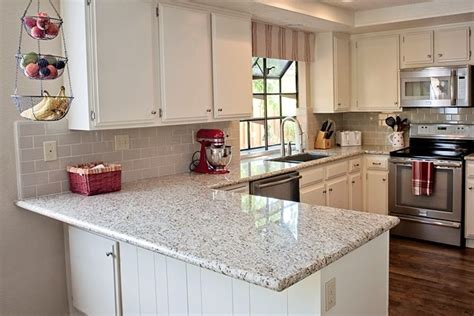 cantilevering granite counters kitchencrate kitchen