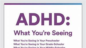 Adhd Symptoms By Age And Grade