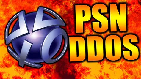 Playstation Network Down & Ddosed Ps4