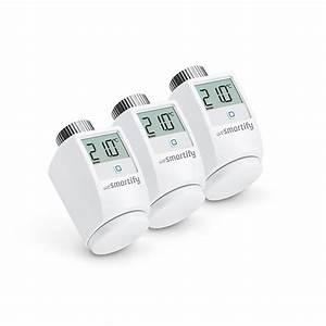 Homematic Ip Kompatibel : wesmartify 3er set heizk rperthermostat wei homematic ip kompatibel heizk rper radiator ~ Eleganceandgraceweddings.com Haus und Dekorationen