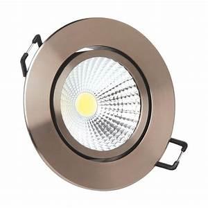 Led Spot 230v : led einbaustrahler cob einbauleuchte spot leuchte strahler deckenleuchte 230v ebay ~ Watch28wear.com Haus und Dekorationen
