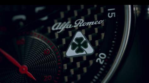 alfa romeo quadrifoglio chronoswiss alfa romeo usa youtube