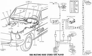 2002 Mustang Radio Wiring Diagram