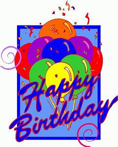 Birthday Clip Art For Adults - ClipArt Best