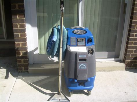 Mytee 2000cs Carpet Cleaning Equipment Extractor Machine