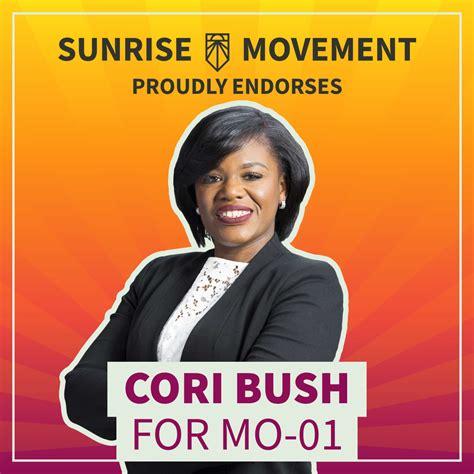 Cori Bush for MO-01 - Sunrise Movement
