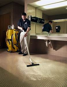 Commercial Restroom Cleaning