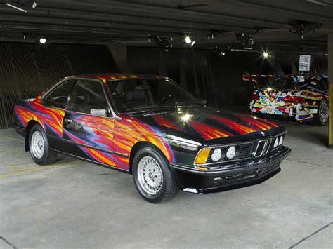 Ernst Fuchs Bmw 635 Csi 1982
