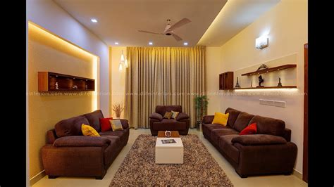 Villa Interiors By D'life At Eroor, Ernakulam  Youtube