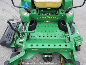 2010 John Deere Z930 60mod Zero Turn Ride On Lawn Mower 60
