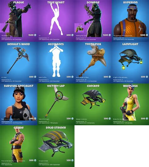 fortnite item shop  january  fortnite cabbie skin