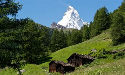 One of the best Luxury Ski Chalets in Zermatt for rent