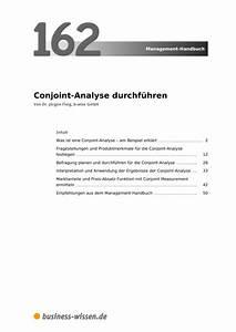 Absatz Berechnen : conjoint analyse durchf hren download business ~ Themetempest.com Abrechnung