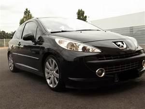 Peugeot 207 Noir : troc echange peugeot 207 thp 150 finition feline noir sur france ~ Gottalentnigeria.com Avis de Voitures