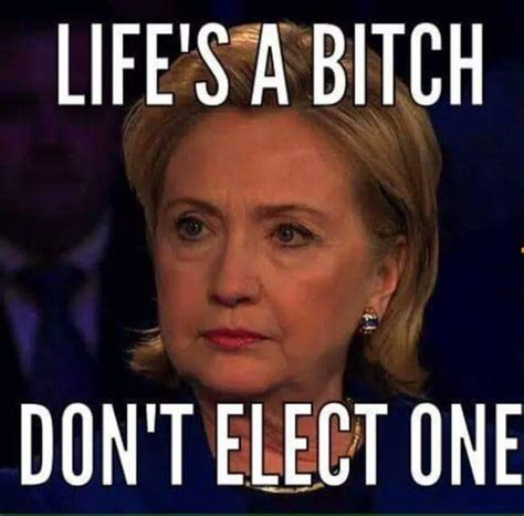Hillary Clinton Sucks Memes - hillary clinton funny quotes weneedfun