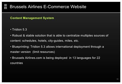 brussels airlines r ervation si e emakina academy 13 brussels airlines website