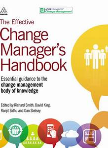 The Effective Change Manager U0026 39 S Handbook