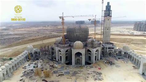 grand jamia masjid bahria town karachi global icon