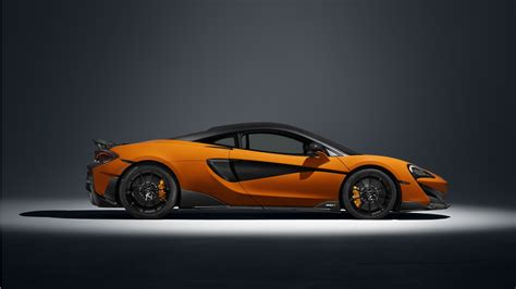 2019 Mclaren 600lt 5k 5 Wallpaper