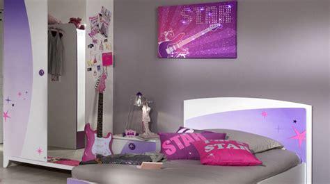 chambre violette et grise la chambre des jeunes filles s habille de violet