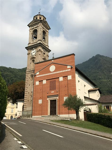 tita carloni church  rovio tessin switzerland