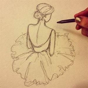 Fille Noir Et Blanc : 1001 images pour le dessin fille parfait des id es ~ Melissatoandfro.com Idées de Décoration