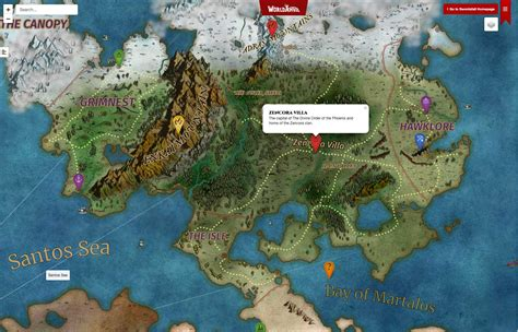 World Anvil Worldbuilding tools & RPG Campaign Manager ...