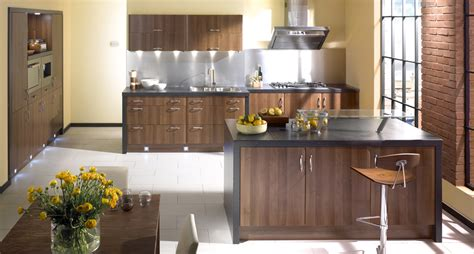 walnut kitchen designs walnut gullwing kitchen design stylehomes net 3343