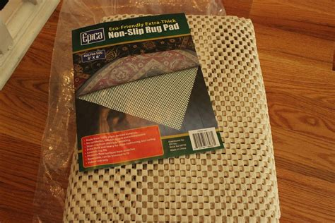 non slip rug pad update your staircase how to remove and install carpet on