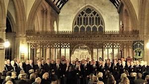 Choir returns to All Saint's Church in Long Ashton Bristol ...